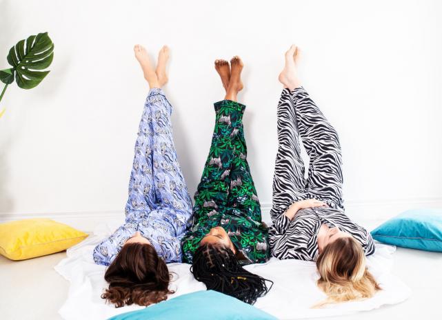 Discover the secret to a great night's sleep with luxury Irish sleepwear brand ZZZANA