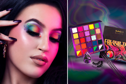 The new Colour Trip collection from KASH Beauty is a makeup lover's dream