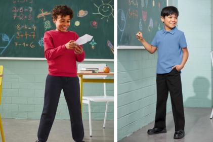 Back To School! Lidl's school uniform range is an absolute bargain