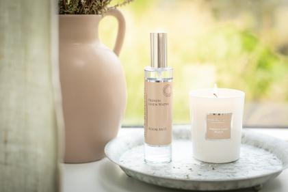 Bring the scent of the Mediterranean into your home with this new Room Mist Collection