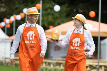 The Just Eat Waiter Service returns to Taste of Dublin this weekend.
