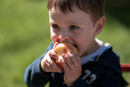 Why there's no need to complicate your children's snacks