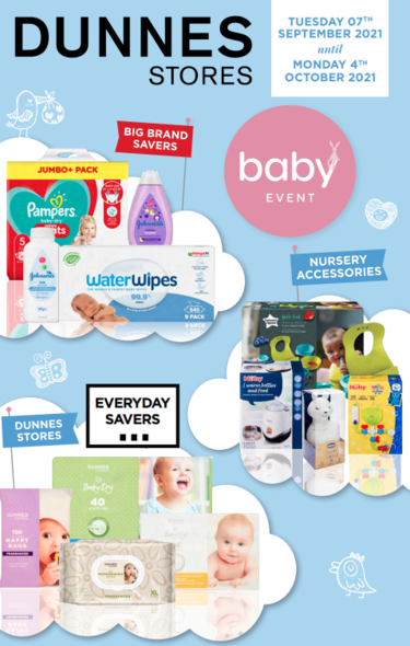 Our favourite buys from the Dunnes Stores Baby Event