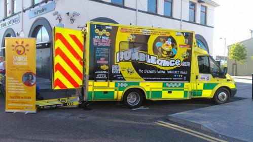 Ireland's top-rated online nursery retailer Kaliedy have partnered with children's charity BUMBLEance