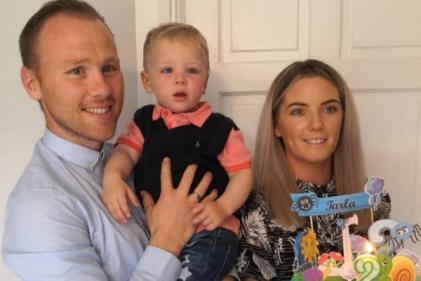Galway mum suffers devastating brain haemorrhage one week after giving birth