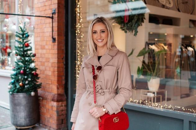 Entrepreneur Jillian Morkan on passing on a work ethic (and vintage handbags) to her daughter