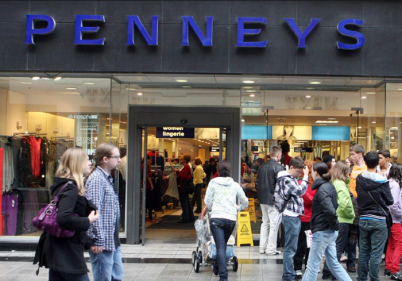 Dying to check out Penneys' autumn/winter range? You might have a while to wait