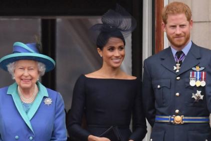 The Royal Family share heartfelt tributes for Prince Harry's birthday