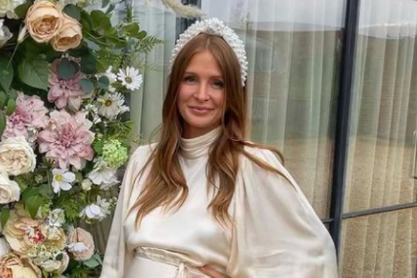 She's glowing! Millie Mackintosh looks absolutely radiant as she enters third trimester