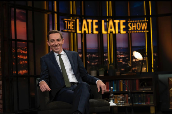 The full line-up of guests set to appear on tomorrow nights exciting Late Late Show