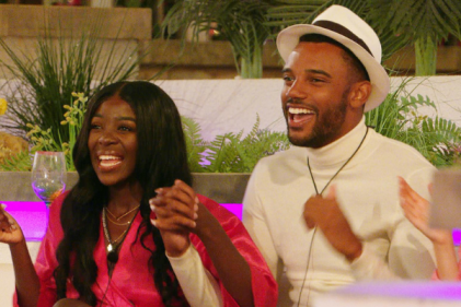 Love Island's Kaz and Tyler open up about their very exciting plans for the future