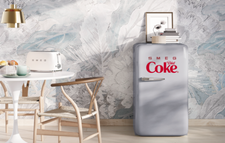 Diet Coke xSMEGhave created a limited-edition mini fridge - heres how you get one!