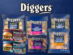WIN Diggers Goodies and a €100 One4all gift card