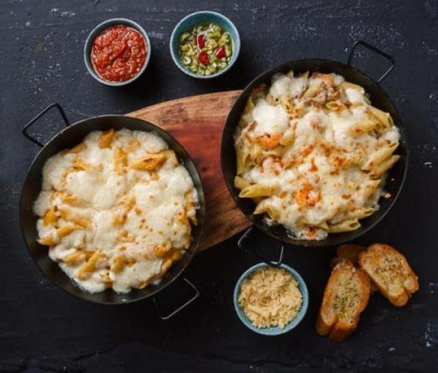 The cheesiest pasta bake recipe youll ever eat!
