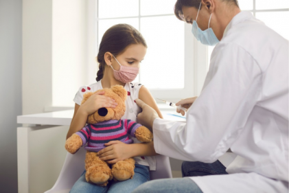 Pfizer complete positive vaccine trials in children aged 5 to 11 years