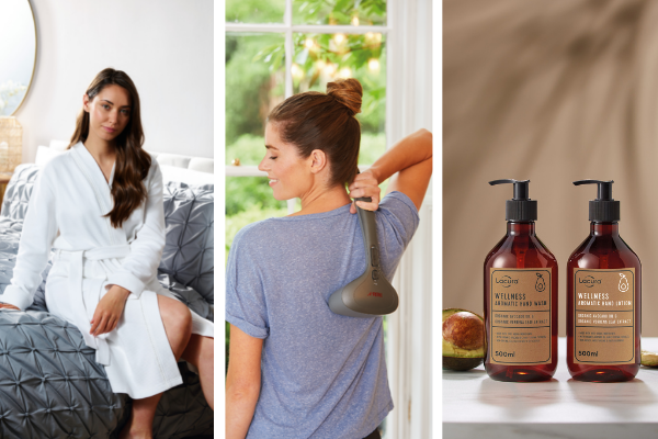 Handheld massager, waffle dressing gowns & luxury skincare coming to Aldi's middle aisle
