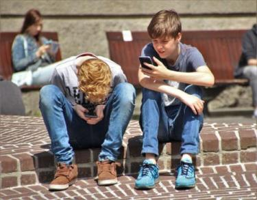 Could using tech together be the key to a child's healthy relationship with it?