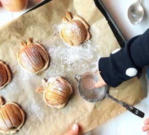 Apple puffs - make these your next bake