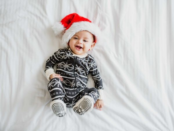 Apparently the babyboom in September is thanks to some festive frolicking