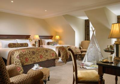 The perfect family staycation spot for smallies: The Old Ground Hotel luxury family experience