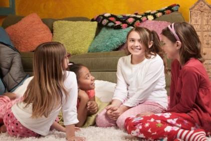 Children attending sleepovers must isolate if they become close contacts
