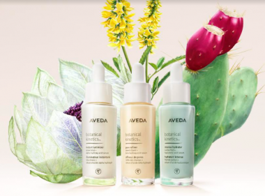 Sustainability pioneers Aveda launch three 100% vegan, consciously clean serums