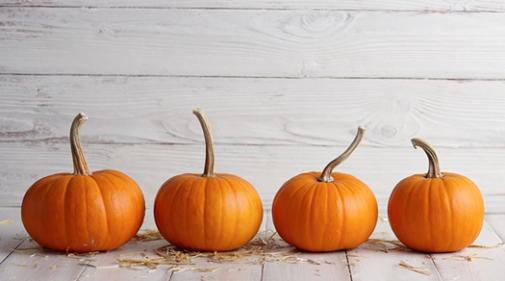 This year's facial trend: a pumpkin spiced latte facial treatment