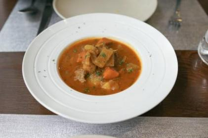 Hearty, healthy and warming: Vegetarian lentil stew recipe