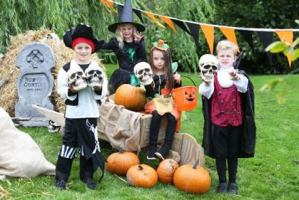 Tayto Park are hosting spooky Halloween events for the whole family