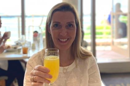 Vicky Phelan shares harrowing health update upon return to Ireland