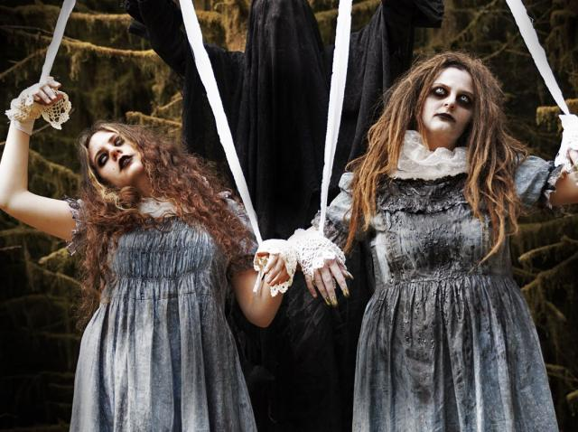 Start the kids Halloween celebrations with a visit to The Nightmare Realm