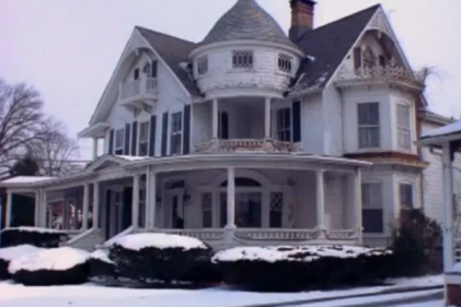 Gorgeous Victorian home featured in Sabrina The Teenage Witch is now up for sale