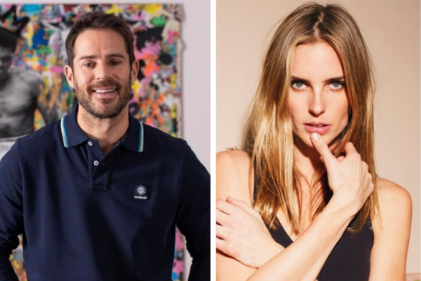 Congratulations! Jamie Redknapp & his pregnant girlfriend Frida have tied the knot
