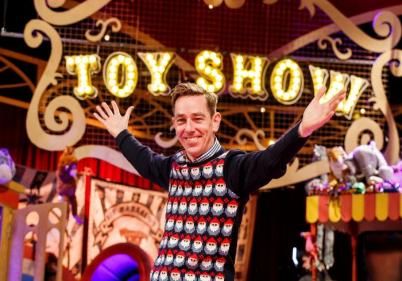 Time to apply! Here's how to apply for tickets to the Late Late Toy Show