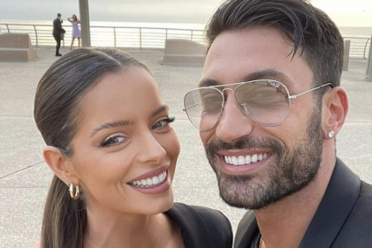 Trouble in paradise? Maura Higgins and Giovanni Pernice might be over