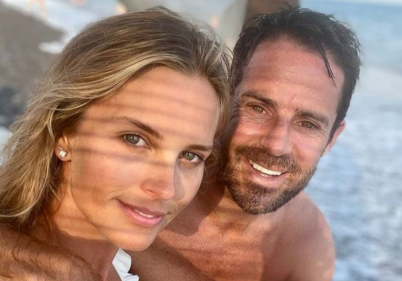 Jamie Redknapp's parents share sweet pics from his intimate wedding to Frida Andersson