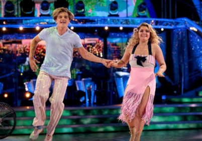 Strictly stars rush to support Tilly Ramsay after she was brutally body shamed on radio