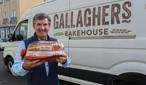 Daniel O'Donnell launches exciting new range of handcrafted sourdough breads