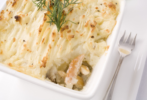Friday night fish pie