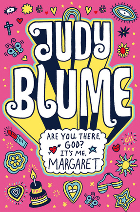Are you there, God? Its me Margaret by Judy Blume