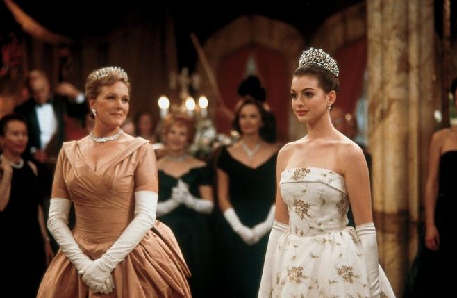 The Princess Diaries ( 2001)