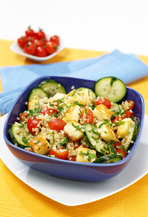 Lunchbox couscous salad