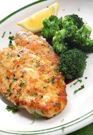 Crunchy chicken for gluten free diets