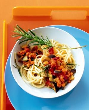 Gluten free pasta provencal