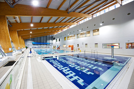 Aura Leisure Centre - Leitrim