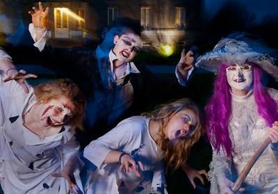Mayo: Frightening Fun at Halloween Fest