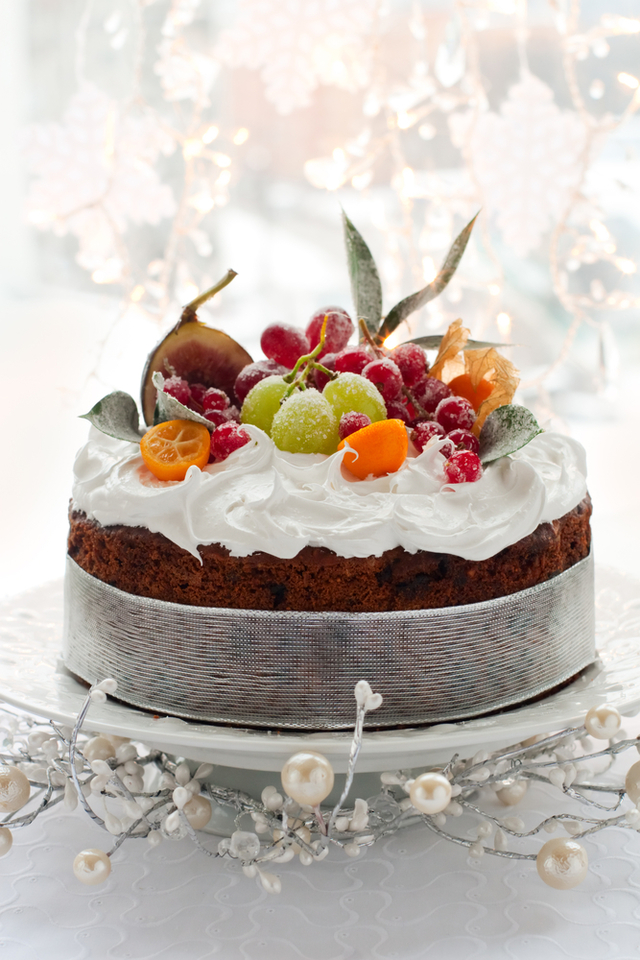 Easy Christmas cake