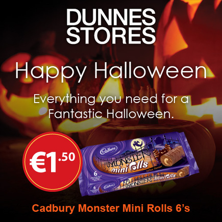 Halloween Offers at Dunnes Stores