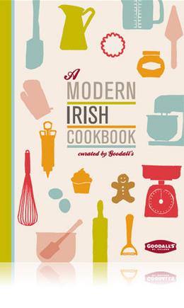 A Modern Irish Cookbook from Goodalls