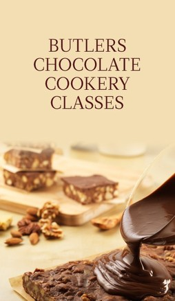 Butlers Chocolate Cookery Class